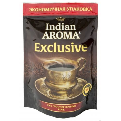 Кофе Indian Aroma Exclusive 75 г.