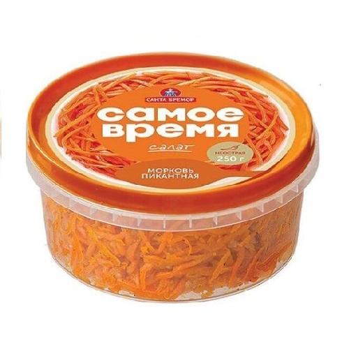"""Салат """"Морковь пикантная"""" 1/250"""