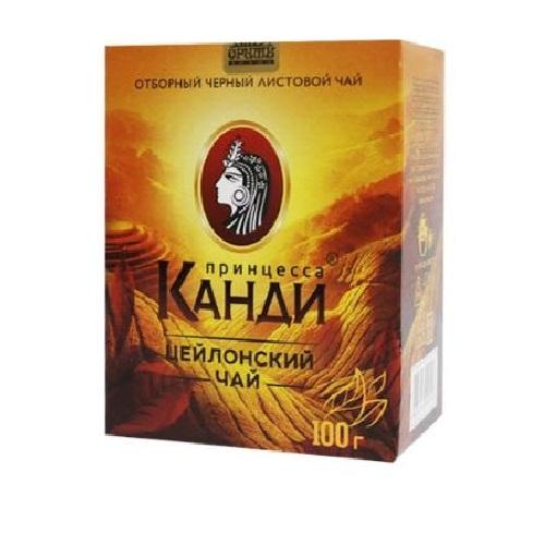 Чай Принцесса Канди 100 г.медиум