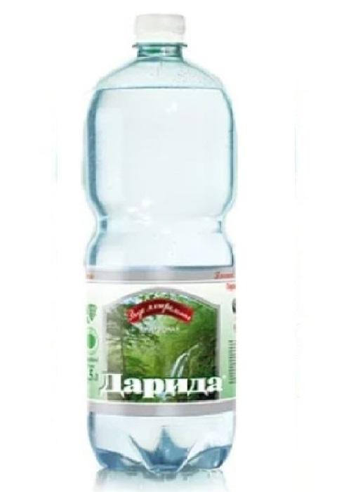 """Минеральная вода """"Дарида"""" 1,5 л."""