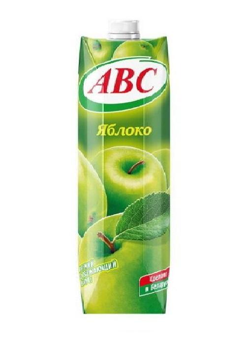 Нектар яблочный АВС 1л.