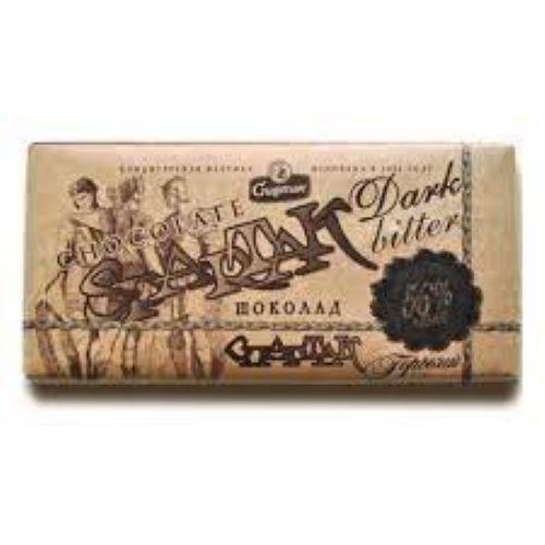 Шоколад Спартак горький 56% (эт-крафт)90г
