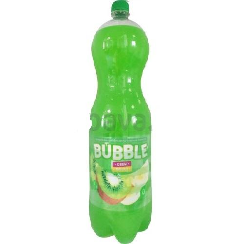 """Напиток """"Bubble"""" киви банан 2л."""