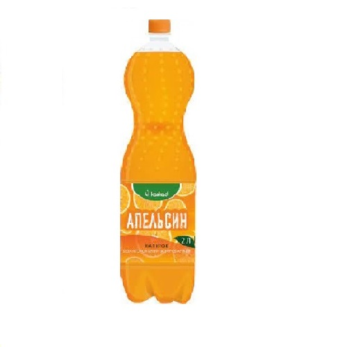 Напиток б/а Каскад Апельсин 2л