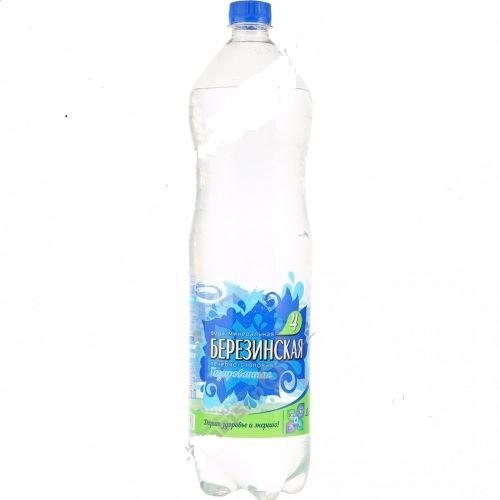 """Минеральная вода """"Березинская-4"""" 2л"""