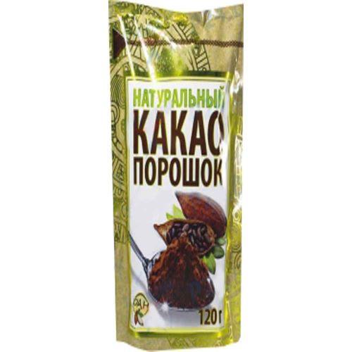 Какао напиток натуральный для выпечки 120г
