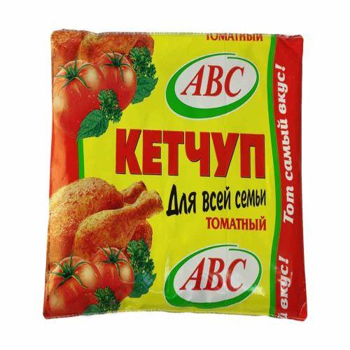 """Кетчуп """"Для все семьи"""" томатный 2кат. АВС 160г"""